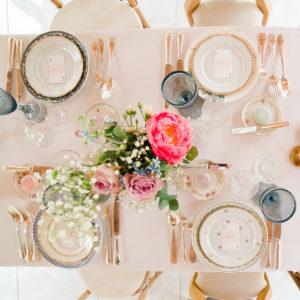 Vous êtes wedding-planner, donc vous faites de la déco aussinon?