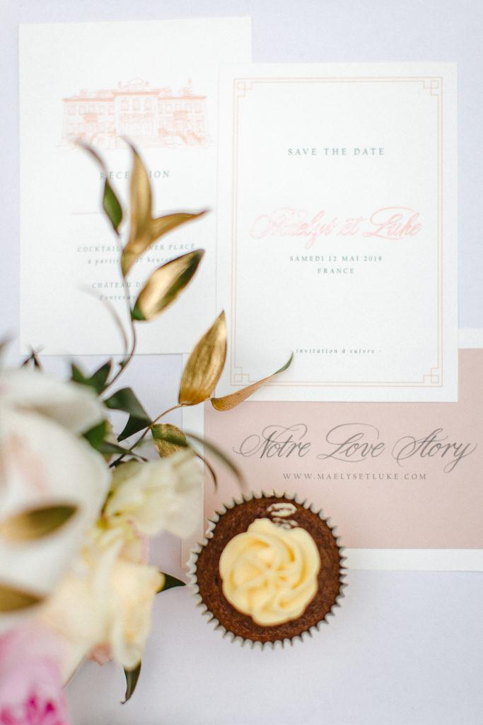 faire part et invitation de mariage   des bulles et des étoiles wedding planner paris ile de france val d'oise