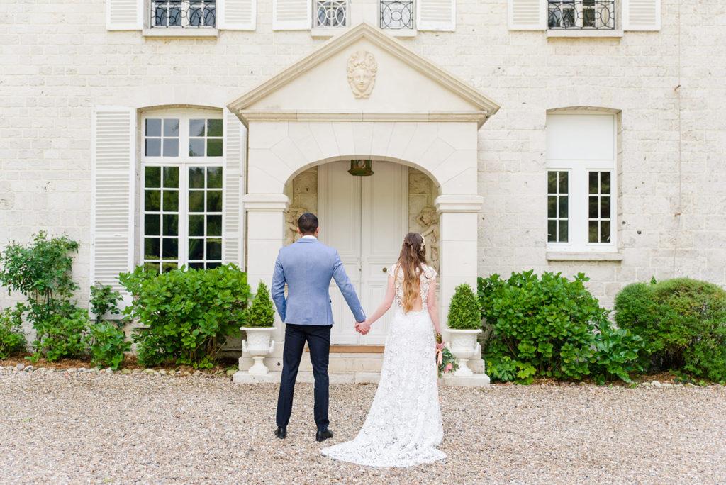 lieu de réception style classique | des bulles et des étoiles wedding planner paris ile de france