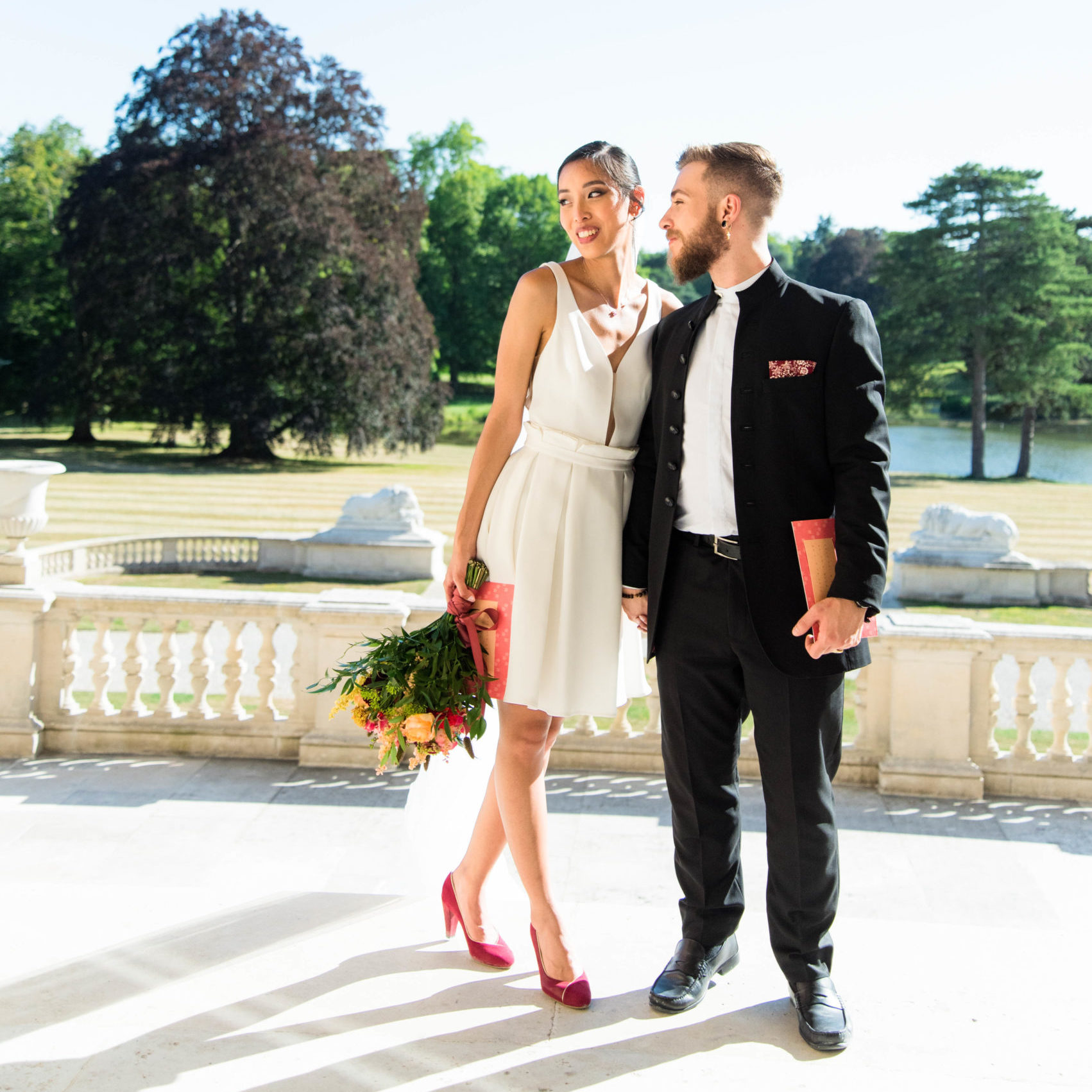 Comment profiter de votre belle journée de mariage (qui passe bien tropvite!)